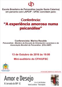 Conferência de Psicanálise